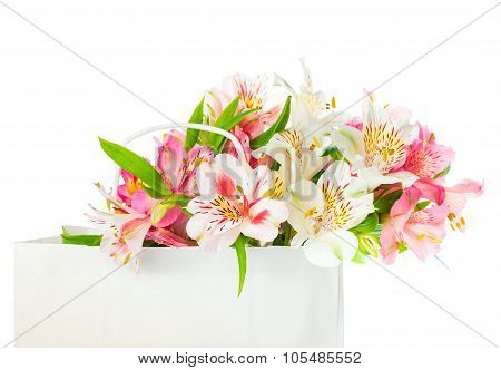 Beautiful Bouquet Of  Flowers For Mother's Day
