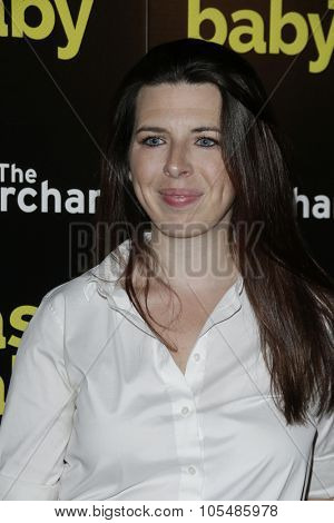 LOS ANGELES - OCT 19: Heather Matarazzo at the Premiere of Nasty Baby at ArcLight Cinemas on October 19, 2015 in Los Angeles, California.