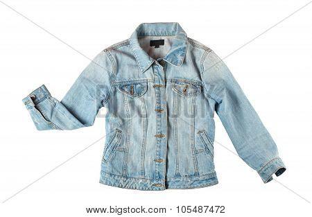 Blue Jeans Jacket