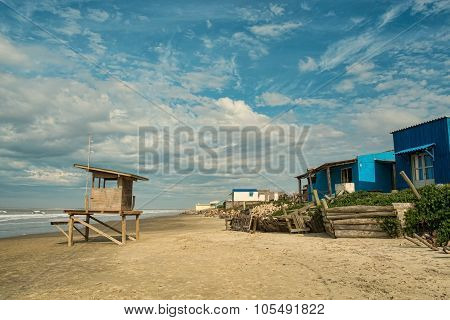 Aguas Dulces Beach