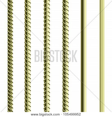 Rebars, Reinforcement Steel