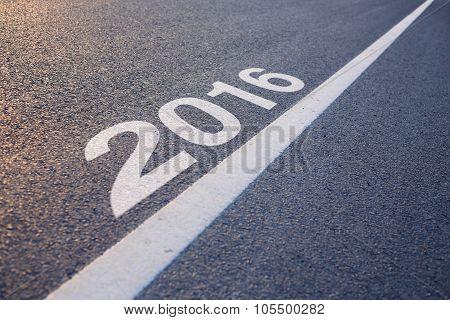 New Year 2016 Ahead