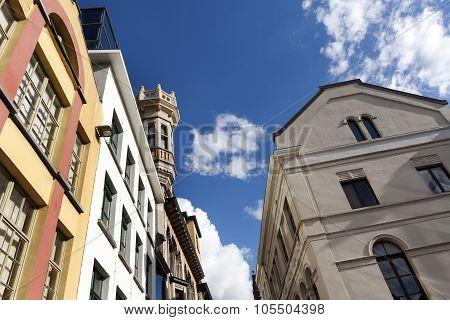 Historic Buildings In Gent