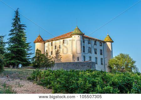 Castle Of Aiguines