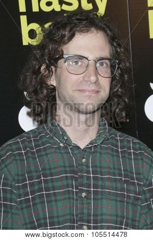 LOS ANGELES - OCT 19:  Kyle Mooney at the