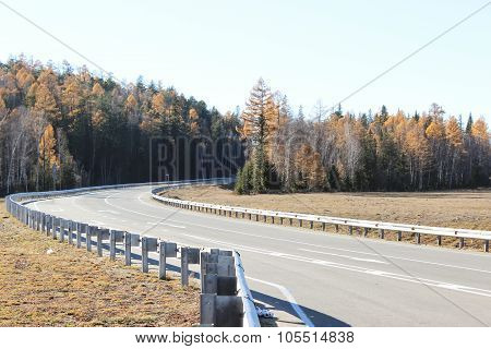Corkscrew Road.