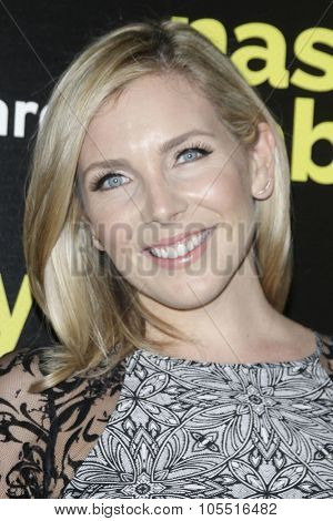 LOS ANGELES - OCT 19:  June Diane Raphael at the