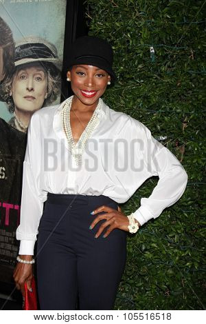 LOS ANGELES - OCT 20:  Erica Ash at the