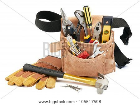 Tool Belt And Tools