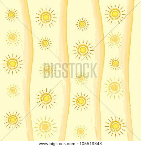 Suns Background
