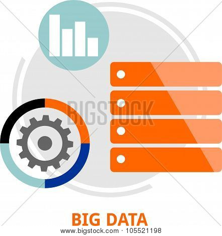 vector - big data