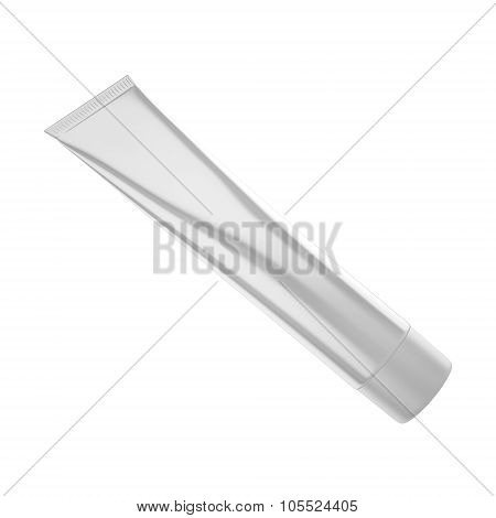 Toothpaste Tube For Cosmetic Package Mock Up