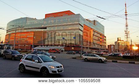 New Shopping Center Nebo