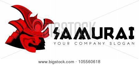 Samurai face mask