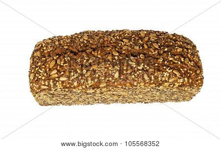 Wholesome bread with seeds and nuts