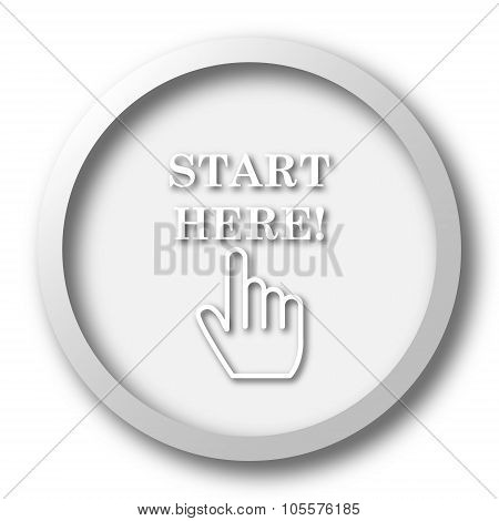 Start Here Icon