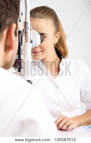 Computer vision test