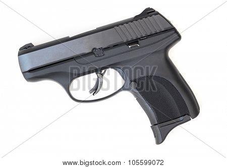 Hand Gun, 9mm Pistol