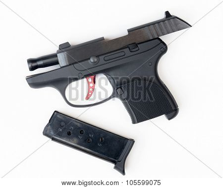 Gun Safety, .380 Pistol