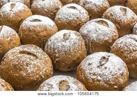 multi malt bread