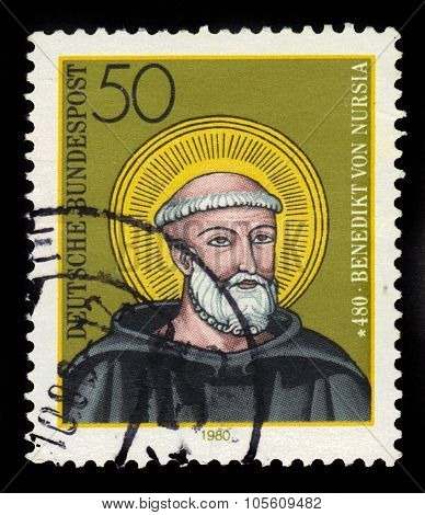 Benedict Of Norcia, Christian Saint