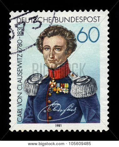 Carl Von Clausewitz, Prussian Soldier