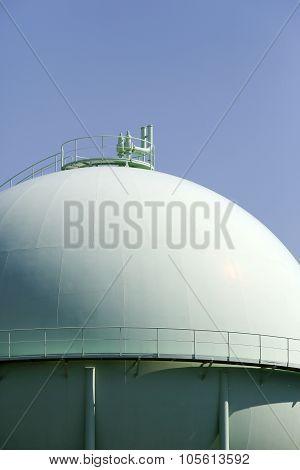 Induatrial storage tank