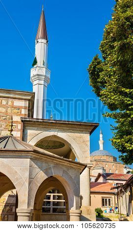 Mosques In The Historic Centre Of Skopje - Macedonia