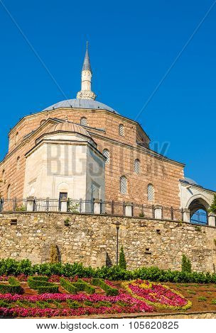 Mustafa Pasha Mosque In Skopje - Macedonia
