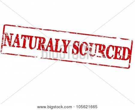 Naturaly Sourced
