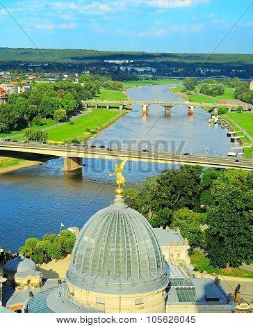 Dresden Bridges, Germany