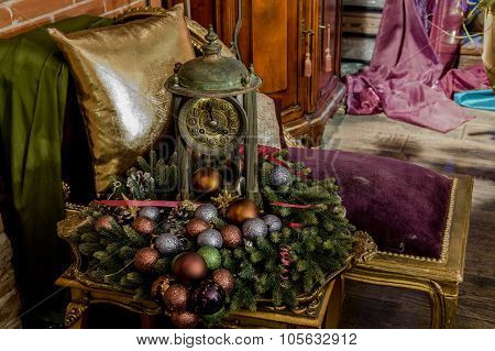 Stylish Christmas Decoration For Your Home Interior Design
