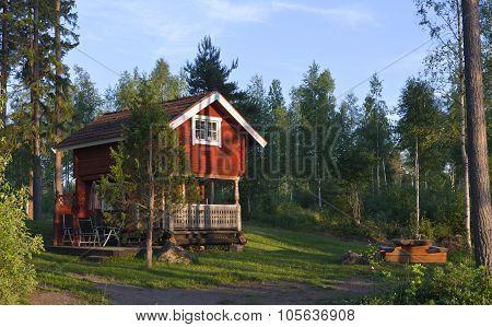DALARNA, SWEDEN ON JULY 02