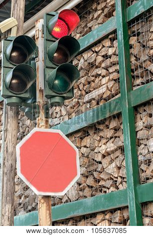 Firewood And Container Traffic