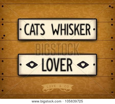 Cats whisker