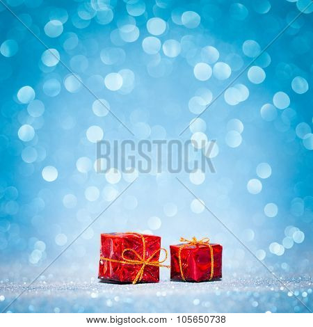 Small boxes gifts