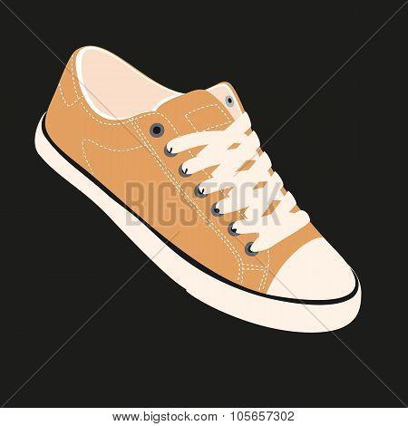 Comfortable fashion color shoes