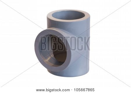 Gray Drain Pipes From Pvc
