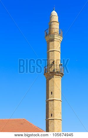 Minaret Of Mahmoudiya Mosque