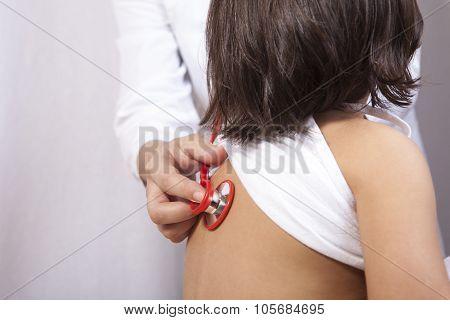 Pediatrician Examination