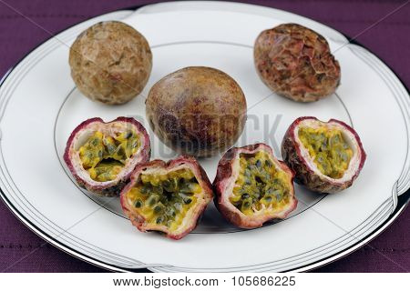 Five Passion Fruit