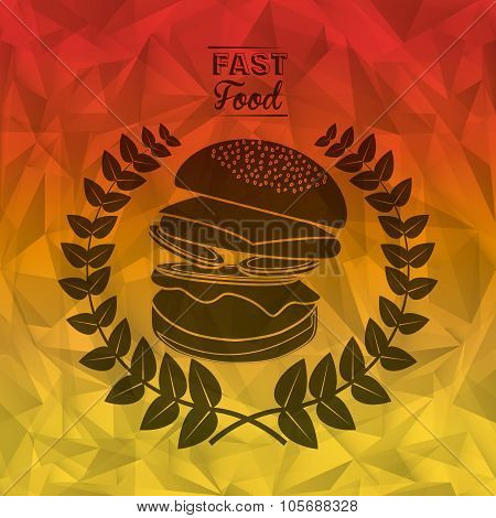 delicious fast food