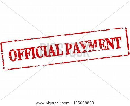 Official Payment