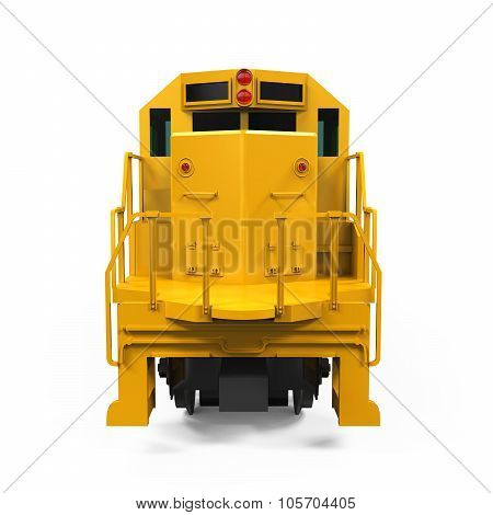 Yellow Freight Train