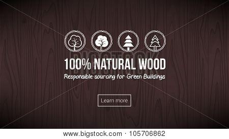 Natural Wood