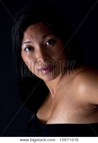Asian Woman Portrait
