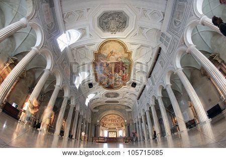 St. Peter Vincoli Church