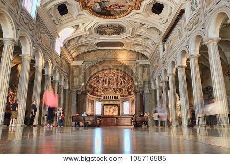 Church St Pietro In Vincoli