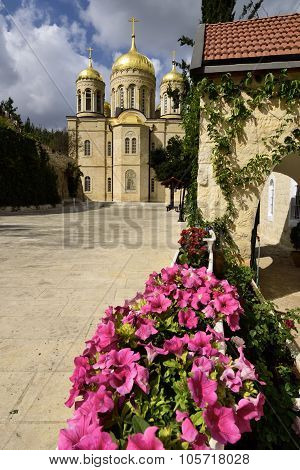Russian Orthodox Monastery, Jerusalem