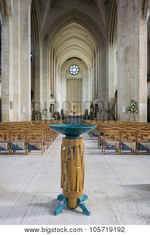 Guildford Cathedral Font